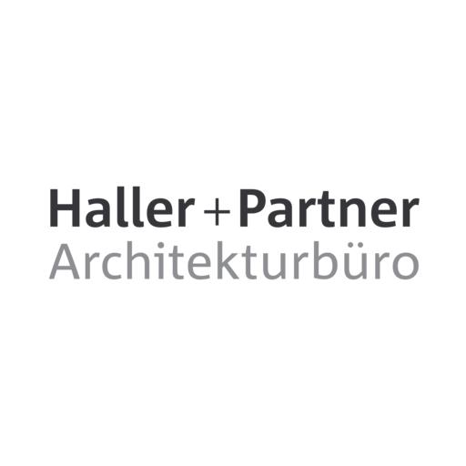 Logo Haller + Partner